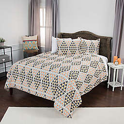 Rizzy Home Maddux Place Tommy Quilt Set