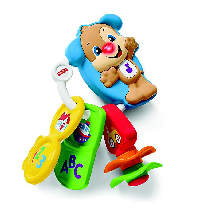 Alternate image 1 for Fisher-Price® Laugh & Learn® Learning Keys