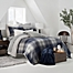 Part of the UGG® Redding Plaid Reversible Duvet Cover Set