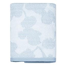 DKNY City Bloom Bath Towel in Blue