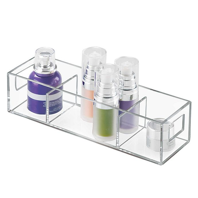 Alternate image 1 for iDesign® Luci Vanity Catch-All Organizer