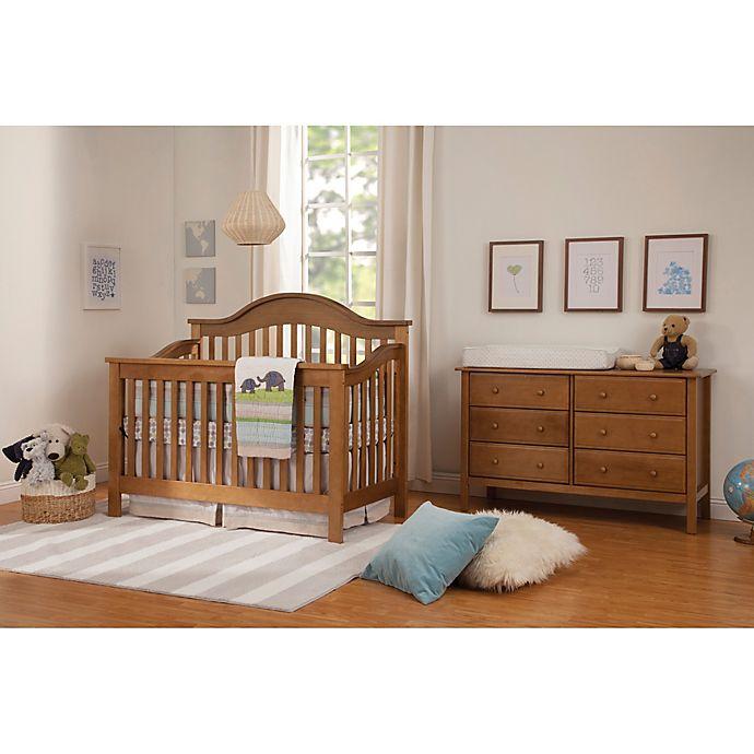 Davinci Jayden Nursery Furniture Collection In Chestnut
