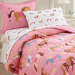 Wildkin Horses Comforter Set