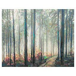 Studio Arts Woodland Journey Wrapped Canvas Wall Art