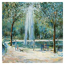 Marysia Burr Parisian Afternoon III Canvas Wall Art