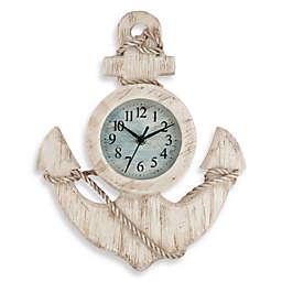 Antique Anchor Wall Clock