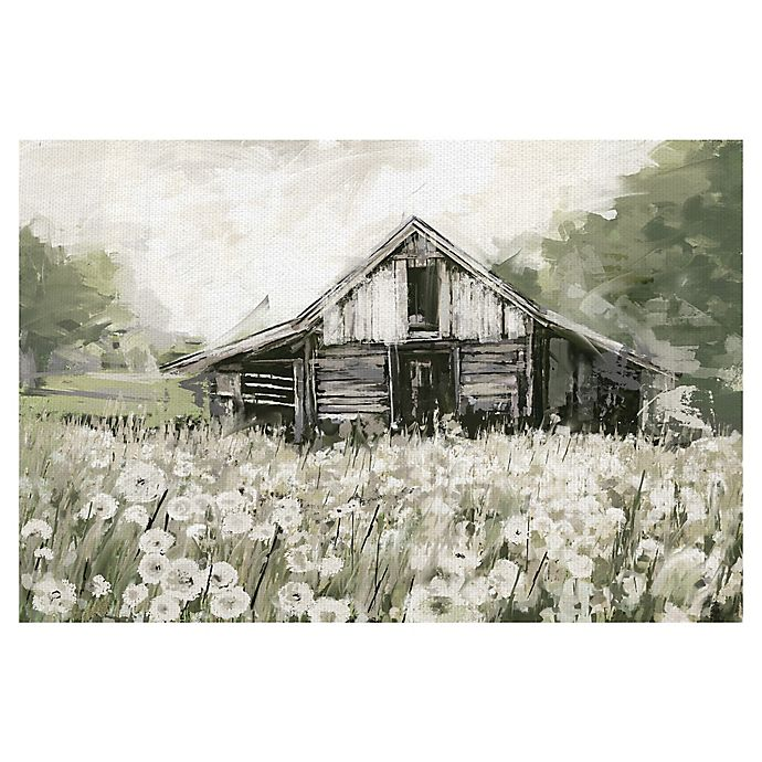 Alternate image 1 for Dandelion Barn 24-Inch x 36-Inch Canvas Wall Art