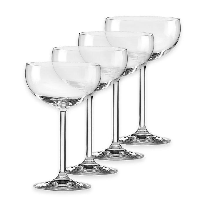 Alternate image 1 for Lenox® Tuscany Classics® 9 oz. Champagne Saucers (Set of 4)