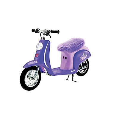 Razor® Pocket Mod Kitty Electric Scooter in Purple