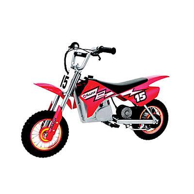 Razor® MX400 Dirt Bike in Red
