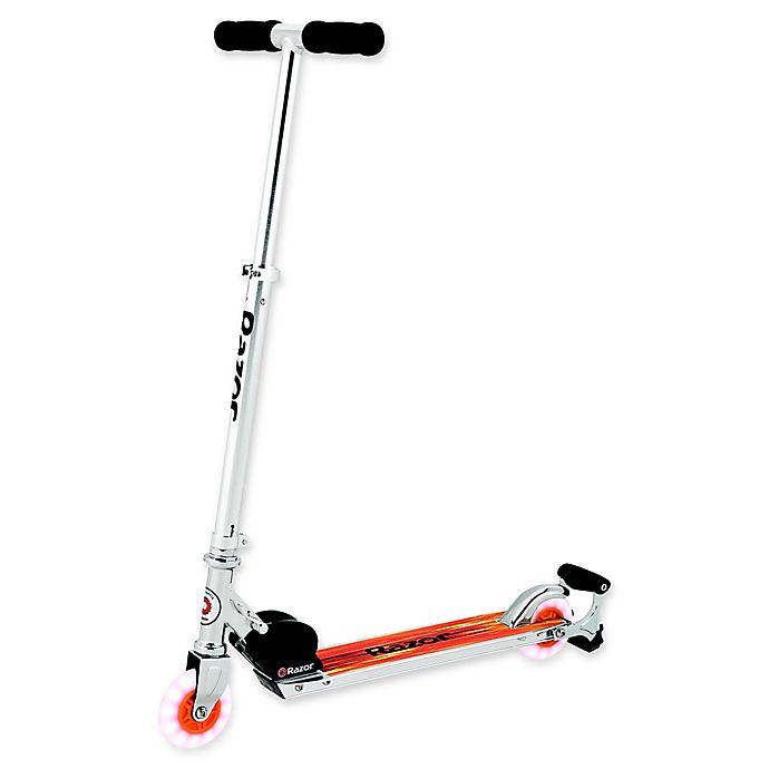 Alternate image 1 for Razor® Spark Ultra Scooter in Orange