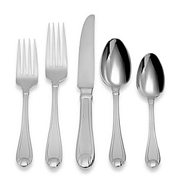 Oneida® Satin Garnet 75-Piece Flatware Set