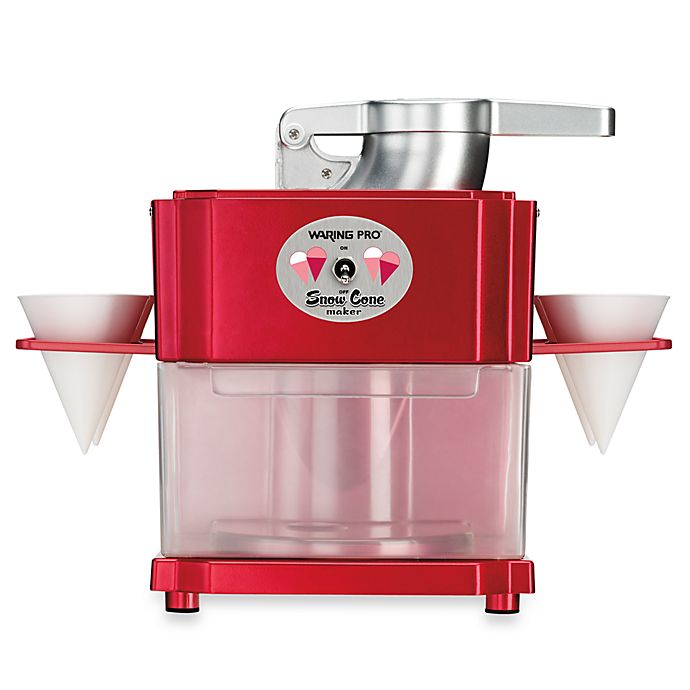 Waring Pro Pro Professional Snow Cone Maker Bed Bath Beyond