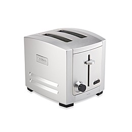 All-Clad 2-Slice Die Cast Stainless Steel Toaster