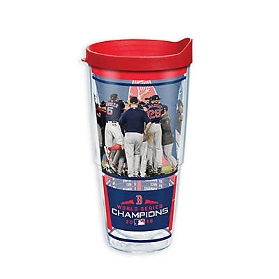 Tervis® MLB Boston Red Sox Roster 24 oz. Wrap Tumbler with Lid