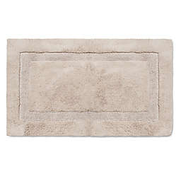 Wamsutta® Luxury Border Plush MicroCotton Bath Rug