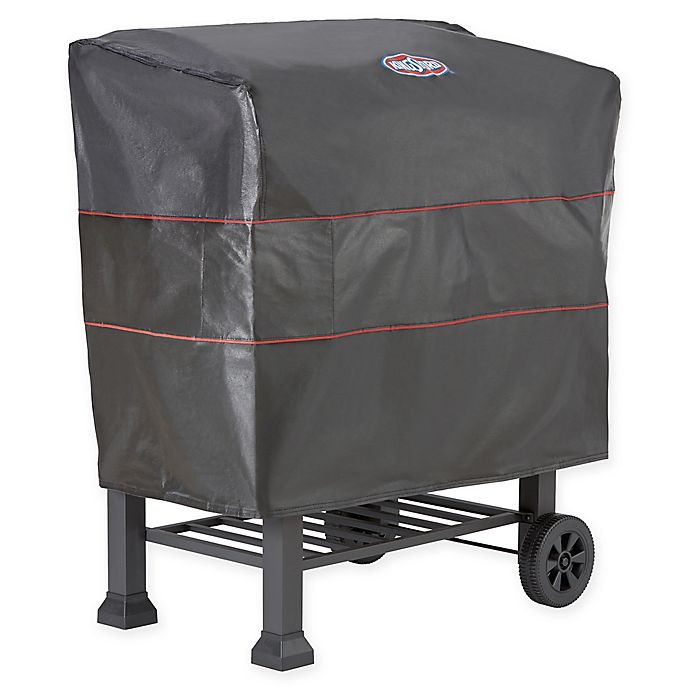 Alternate image 1 for Kingsford™ 32-Inch Charcoal Grill Cover in Black