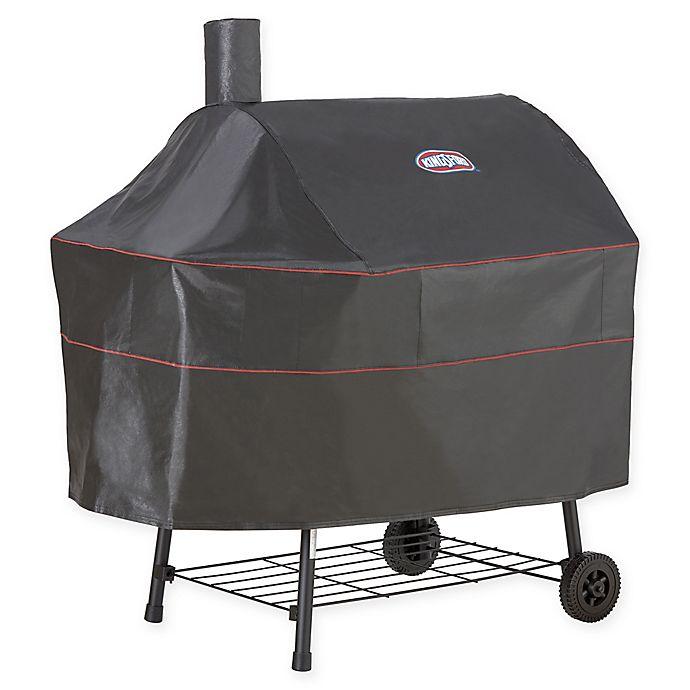 Alternate image 1 for Kingsford™ Barrel Grill Cover in Black