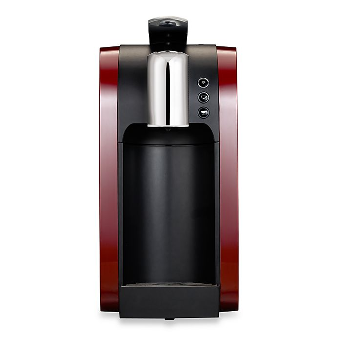 Alternate image 1 for Starbucks® Verismo™ 580 Brewer in Burgundy