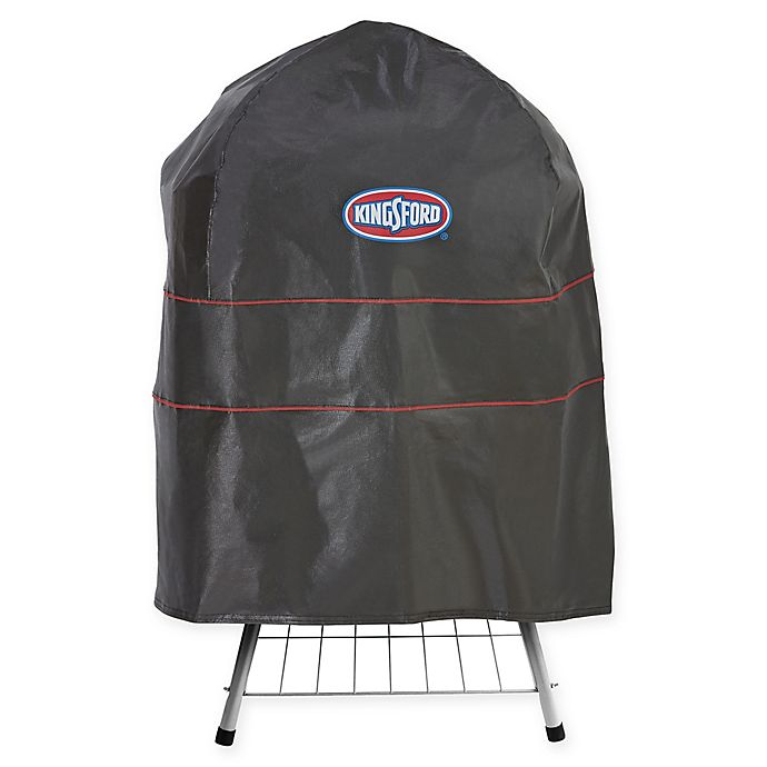Alternate image 1 for Kingsford™ Kettle Grill Cover in Black