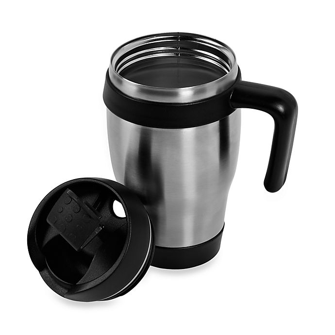 ca244dd7af6 Rove® 18-Ounce Stainless Steel Double Wall Vacuum Insulated Mug ...