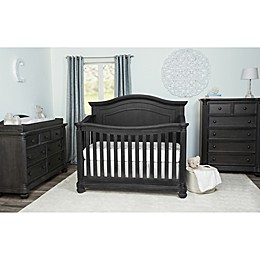 Kingsley Charleston Nursery Furniture Collection in Weathered Woodland