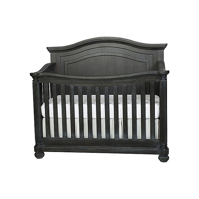 Alternate image 1 for Kingsley Charleston 4-in-1 Lifetime™ Crib in Weathered Woodland