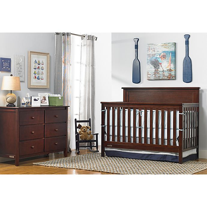 Alternate image 1 for Fisher-Price® Lucas Nursery Furniture Collection