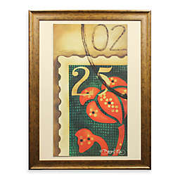 25 Cent Stamp 26-Inch x 36-Inch Wall Art