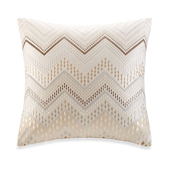 Alternate image 1 for Harbor House™ Lincoln Embroidered 18-Inch Square Toss Pillow