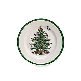 Spode® Christmas Tree Salad Plates (Set of 4)