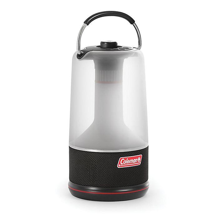 Alternate image 1 for Coleman® 360° Sound and Light LED Lantern in Black