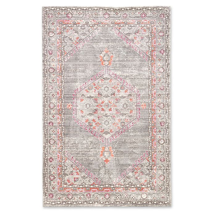 Alternate image 1 for Jaipur Ceres Eris 7-Foot 8-Inch x 10-Foot Area Rug in Pink