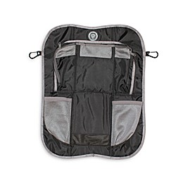Prince Lionheart® Backseat Organizer in Black/Grey