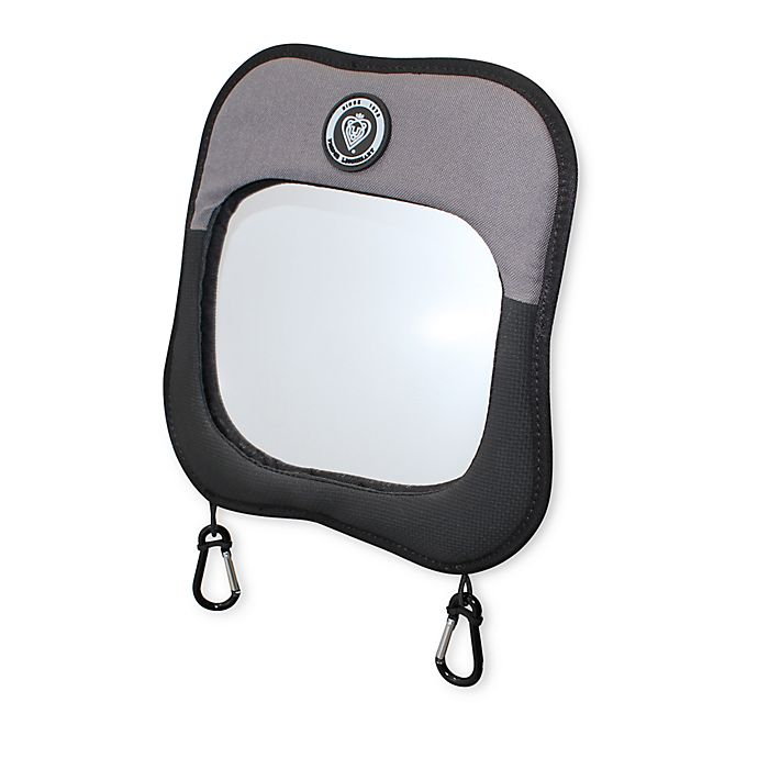 Alternate image 1 for Prince LionHeart® Child View Car Back Seat Mirror in Black/Grey