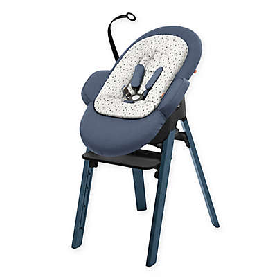 Stokke® Steps™ Bouncer in Blue/White Mountains