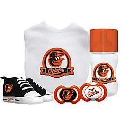 Baby Fanatic MLB 5-Piece Gift Set Collection