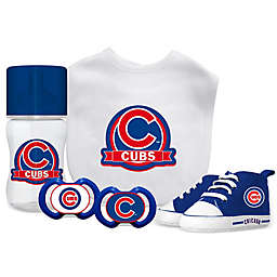 Baby Fanatic MLB Chicago Cubs 5-Piece Gift Set 541114efa