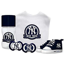 Baby Fanatic MLB New York Yankees 5-Piece Gift Set