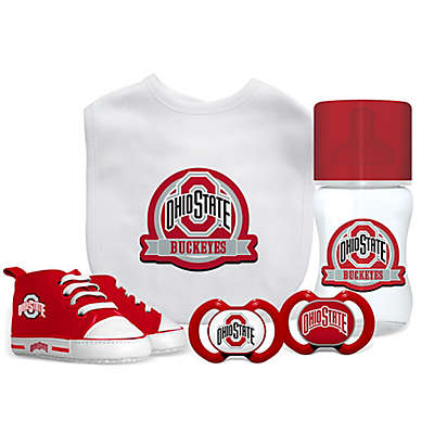 Baby Fanatic Ohio State University 5-Piece Gift Set