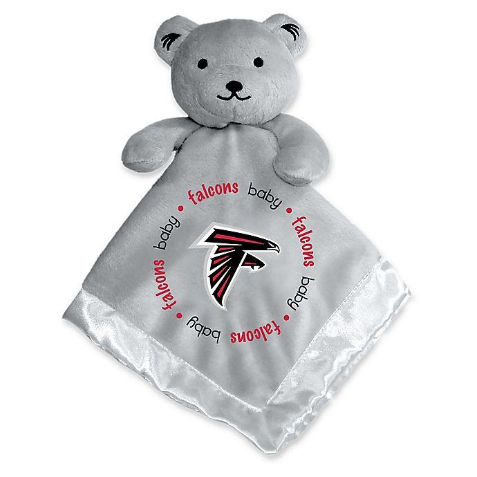 Alternate image 1 for Baby Fanatic® NFL Atlanta Falcons Security Bear in Grey