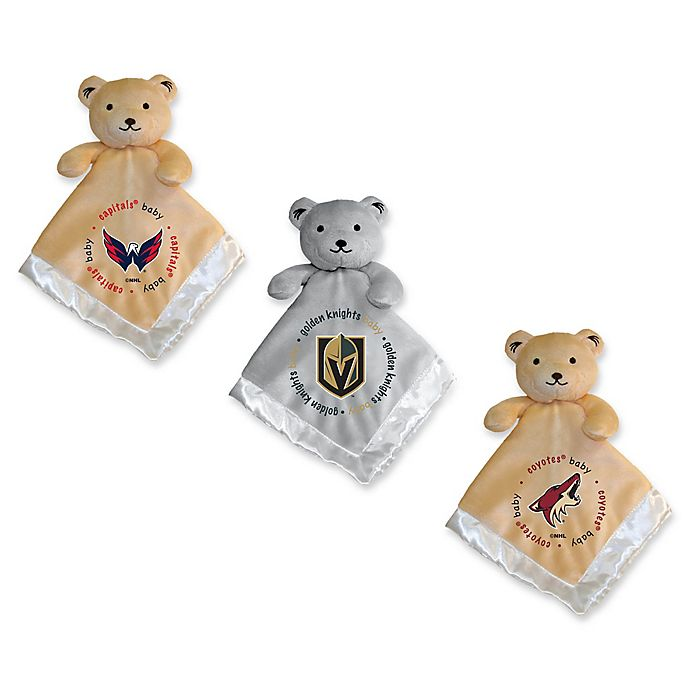 Alternate image 1 for Baby Fanatic® NHL Security Bear