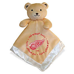 Baby Fanatic® NHL Detroit Red Wings Security Bear in Tan/Silver