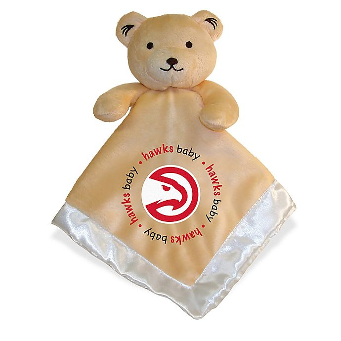Alternate image 1 for Baby Fanatic® NBA Atlanta Hawks Security Bear