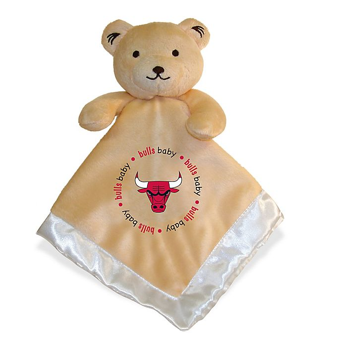 Alternate image 1 for Baby Fanatic® NBA Chicago Bulls Security Bear