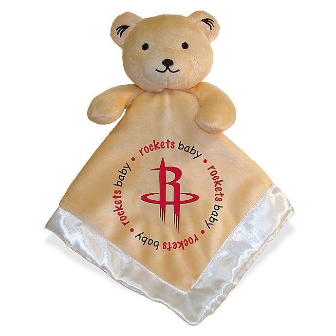 Alternate image 1 for Baby Fanatic® NBA Houston Rockets Security Bear
