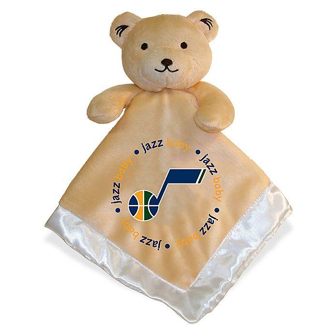 Alternate image 1 for Baby Fanatic® NBA Utah Jazz Security Bear