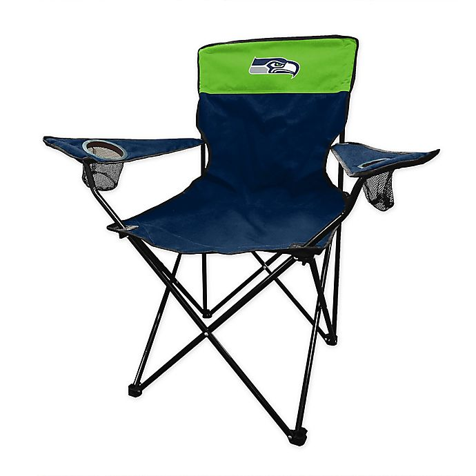 Alternate image 1 for NFL Seattle Seahawks Legacy Folding Chair