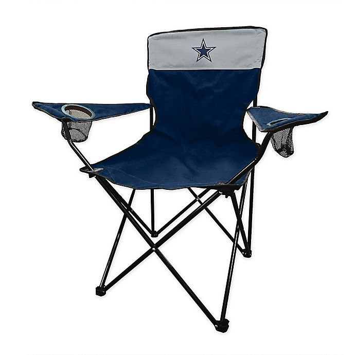 Alternate image 1 for NFL Dallas Cowboys Legacy Folding Chair