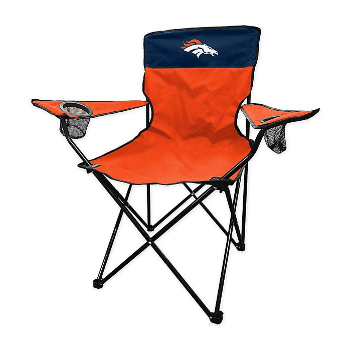 Coleman Chicago Blackhawks Quad Chair With Cooler